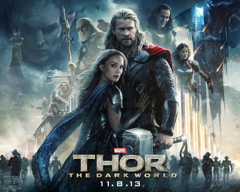 Episode 3 – 'Thor: The DarkWorld'