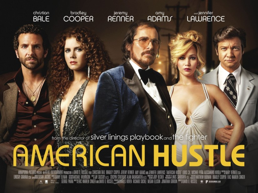 Episode 7 – 'American Hustle' and Movies Based on True Stories
