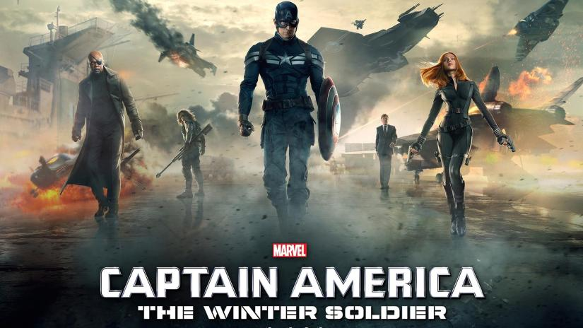 Episode 14 – 'Captain America 2', 'Avengers 2', and Marvel's Round2