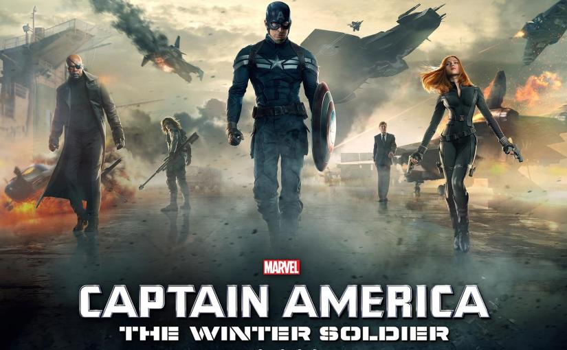 Episode 14 – 'Captain America 2', 'Avengers 2', and Marvel's Round 2