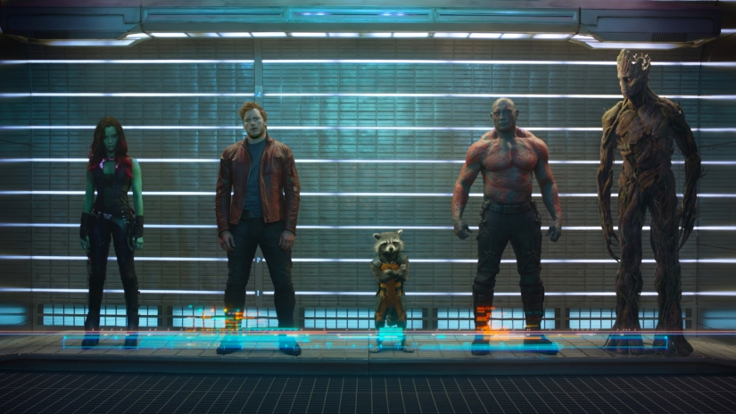 Episode 18 – 'Guardians', 'Apes', and Aesthetics
