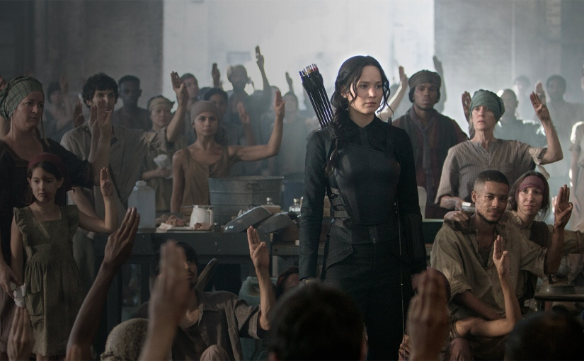 Episode 26 – Mocking 'Mockingjay'