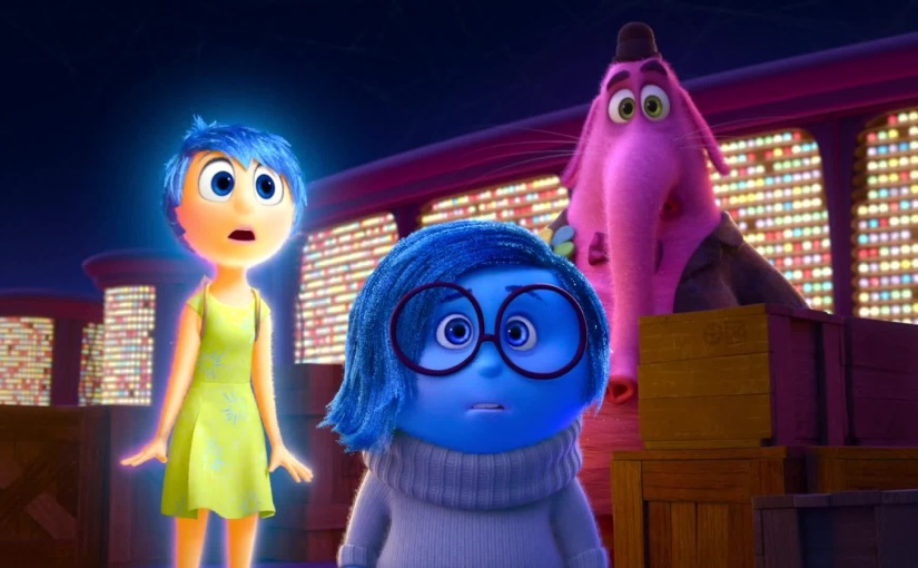 Episode 36 – Turning Pixar 'Inside Out'