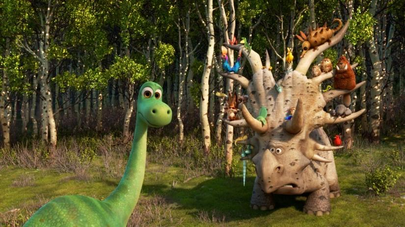 Episode 43 – 'Creed' and 'The Good Dinosaur'