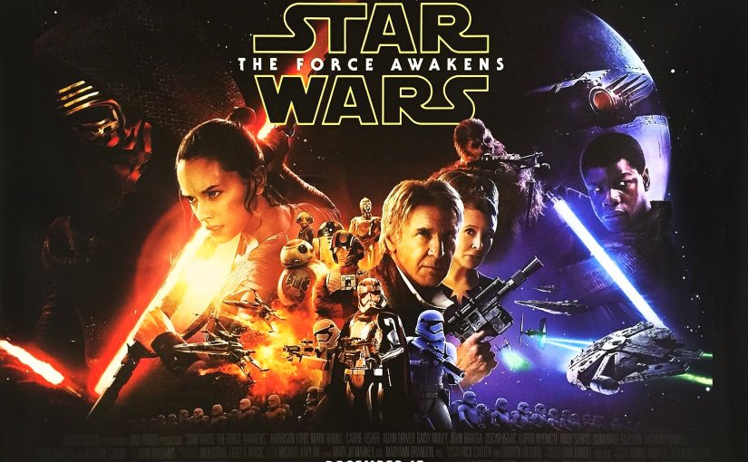Episode 44 – 'Star Wars: The Force Awakens'