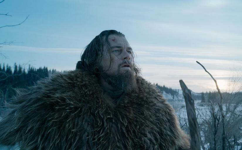 Episode 45 – 'The Revenant', 'The Hateful Eight', and 'Joy'