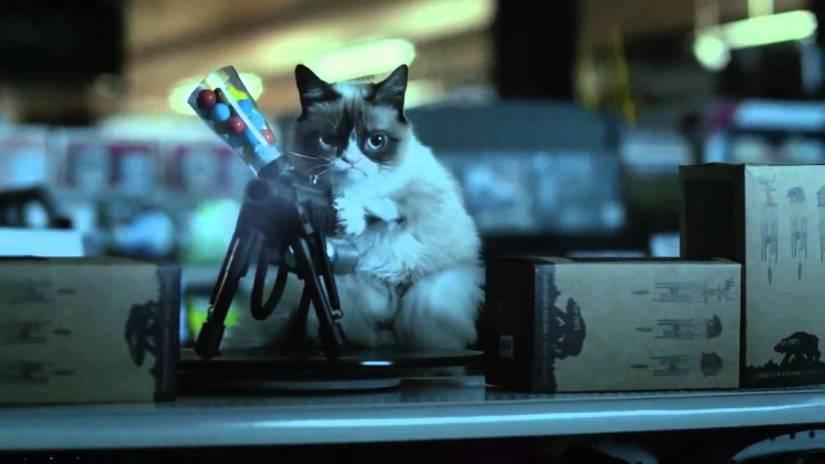 Day 7: 'Grumpy Cat's Worst Christmas Ever' – 12 Days Of ChristmasMovies