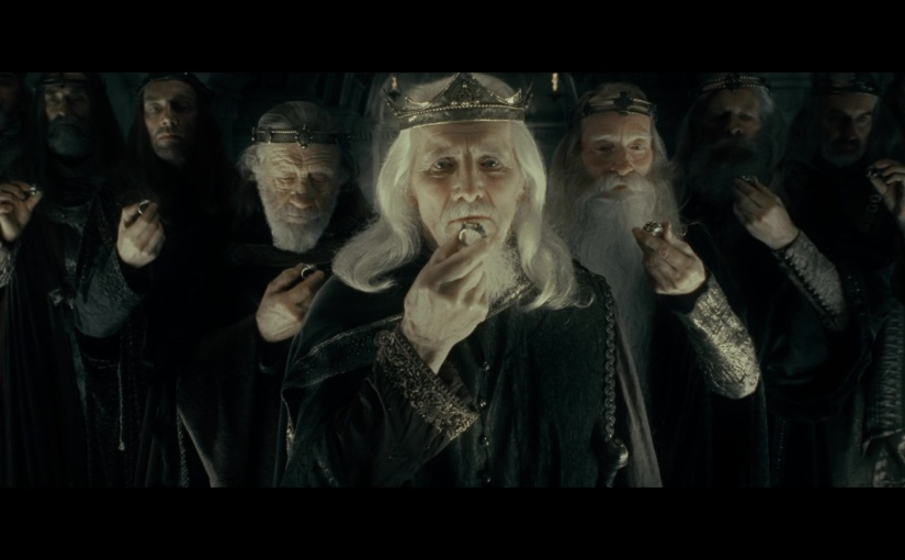 Episode 55 – 'The Lord of the Rings'